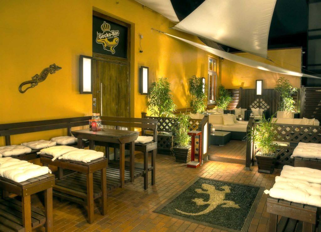 Gecko Bar - Terrassen Lounge