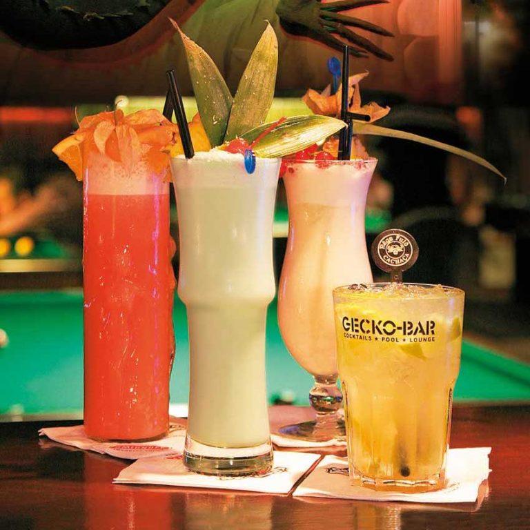 Gecko Bar Hamburg Cocktailbar